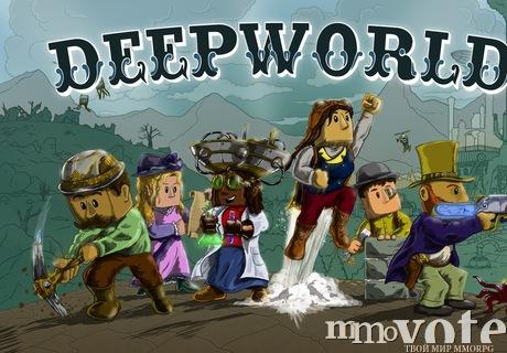 Deepworld poyavilas v steam 650842