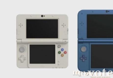 Nintendo anonsirovala obnovlennuyu konsol 3ds 950660