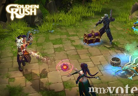 Steam moba golden rush 910638